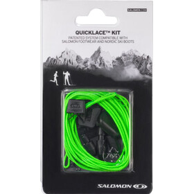 Salomon Quicklace Kit, green